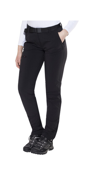 Maier Sports Inara Slim Hose lang Damen black